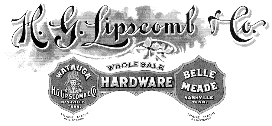 H.G. Lipscomb Wholesale Hardware
